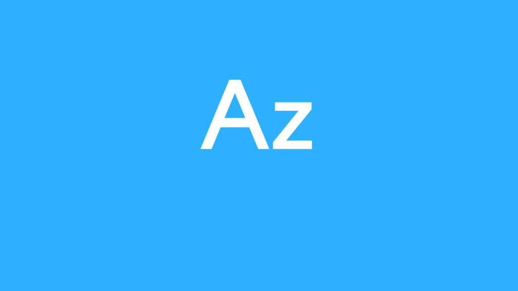 Medical Definition of Az