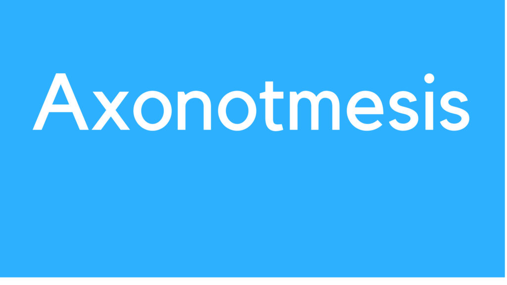 Medical Definition of Axonotmesis