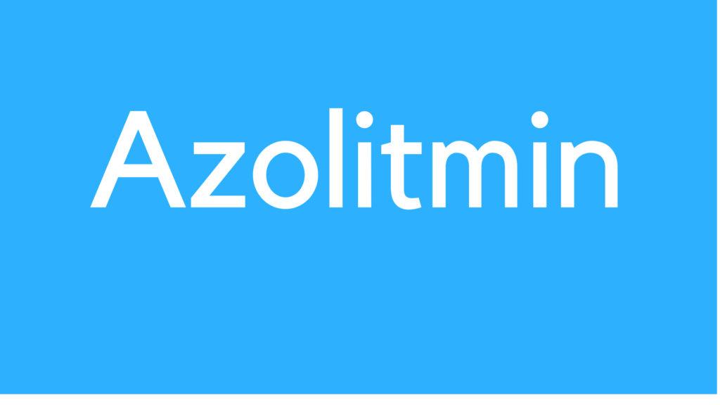 Medical Definition of Azolitmin