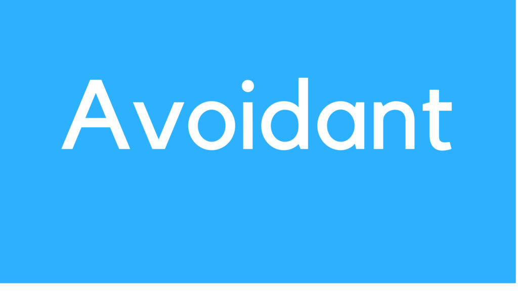 Medical Definition of Avoidant